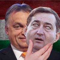 És akkor most Orbán Viktor megvédi az országot. Magának!