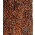 Kiállításunkból: fafaragás bányászjelenetekkel