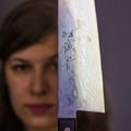 Zsófi kést kapott