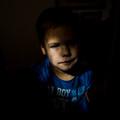 Árnyékos kisfiam