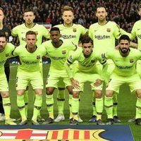 Barca játékosok akkor és most
