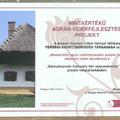 Vidékfejlesztési díj a Bárdudvarnoki Kulturális Hétnek