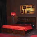 Barna színek és szobák