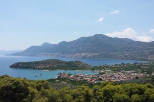 Mediterrán italfinomságok Görögországból