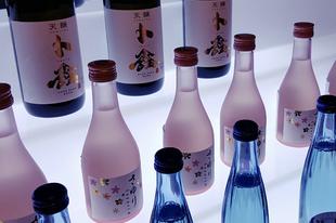A szaké is belépett a koktélok világába