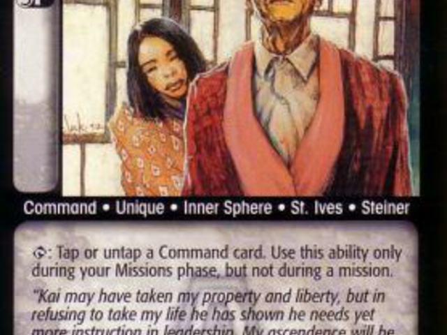 Top 10 unique command card