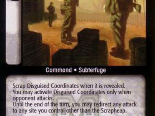 Top 10 Subterfuge Card