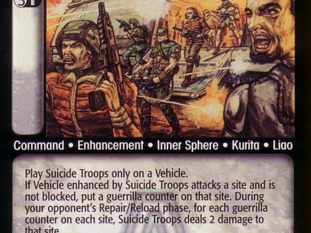 Suicide Troops
