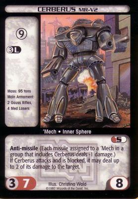 Cerberus MR-V2