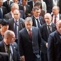 Körkörös védelem - Orbán Beregszászban