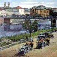 Ungvár régi képeslapokon