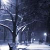 Ungvár - kevéske hó alatt