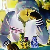 A kapucnis pókerbajnok