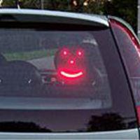 Szmájli - autósoknak