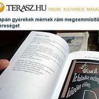 Interjú a Teraszon