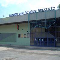 Radics Béla második otthona – Radnóti Miklós Művelődési Ház