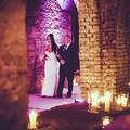 A fények fontossága egy esküvőn - amikor a Kiscelli múzeum különleges esküvői helyszínné változik
