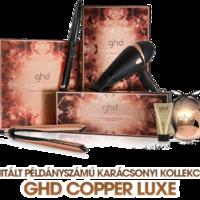 Ajándékmustra: ghd Copper Luxe hajformázó csomagok