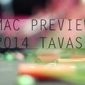 MAC preview night beszámoló és smink - 2014 tavasz