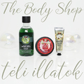 The Body Shop - Téli illatok