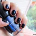 NOTD - Inky Blue