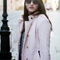 OUTFIT - Pasztell kabát