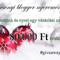 X- MAS Blogger Giveaway