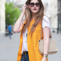 OUTFIT - Orange is the new black