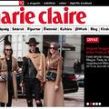 Marie Claire - Magyar bloggerek a Milan Fashion Weeken