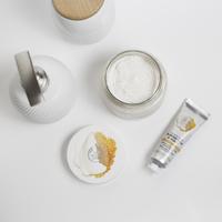 The Body Shop Almond Milk & Honey testradír és kézkrém