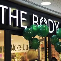 The Body Shop boltnyitás a Mammut 1-ben!