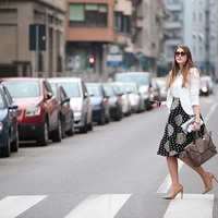Milan Fashion Week - Keeping it simple!