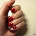 NOTD - L'Oréal 500. piros