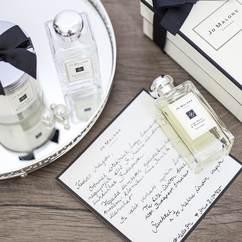 Hello Jo Malone London!