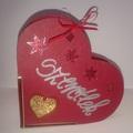 DIY: Valentin napi ajándékötlet