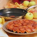 Tarte Tatin/Fordított almatorta