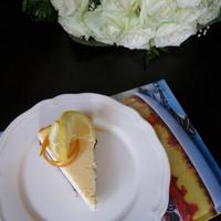 Citromos cheesecake