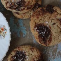 Csokis keksz (chocolate chip cookie)