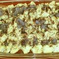 Mákos puliszka