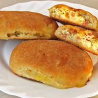 Kirándulási pirozski szendvics
