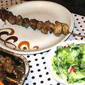 Saslik sertéshúsból