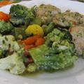 Egytál hússal, zöldséggel – újra