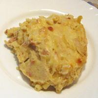 Karfiol – sajtos tészta majdnem amerikai módra