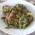 Lobio zöldhüvelyű babból – grúz egytálétel recept