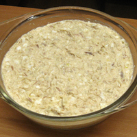 Saláta füstölt halból (vagy kenyérre kenős vagy mártogatós)