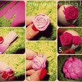 Rózsás dekoráció