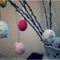 Húsvéti tojások a 2013-as divat szerint