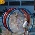 Ingyenes vízi játszóterek Bécsben