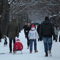 Téli sportok Bécsben