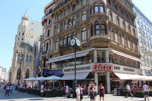 A világ legkisebb pralinéja Bécsben